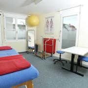 Therapieräume, Ergotherapie, Übungen