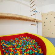 Therapieräume, Ergotherapie, Übungen, Kinder, Spielen